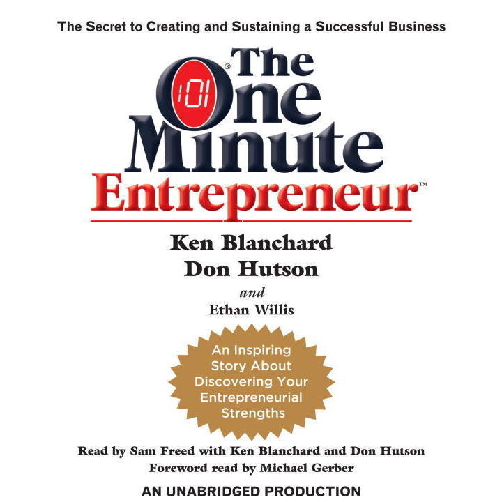 Book Review: The One Minute Entrepreneur